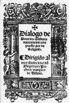 La obra literaria de Juan de Valdés