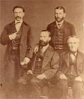 LLEGADA A ESPAÑA JUAN JAMESON (1842+1921), REPRESENGANTE DE LA SOCIEDAD BÍBLICA ESCOCESA.