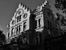 La primera piedra del Colegio El Porvenir