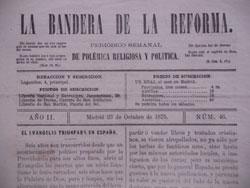 EL EVANGELIO TRIUNFARÁ EN ESPAÑA